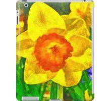 Extreme Daffodil iPad Case/Skin