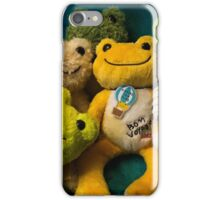attack of pickles iPhone Case/Skin