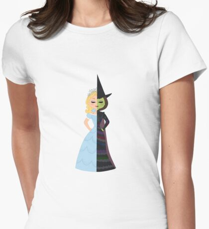 Wicked The Musical Womens Fitted T-Shirt