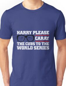 Cubs World Series Unisex T-Shirt