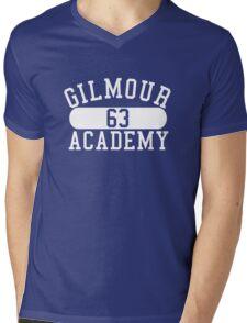 Gilmour Academy T-Shirt Mens V-Neck T-Shirt
