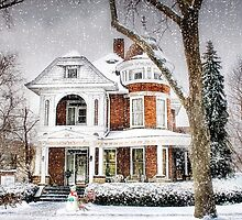 Snow for Christmas by Nadya Johnson