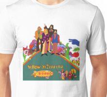 Yellow Zeppelin Submarine T-Shirt Unisex T-Shirt