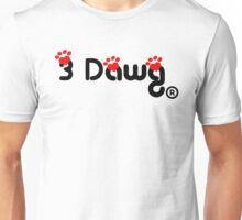 3 Dawg Unisex T-Shirt