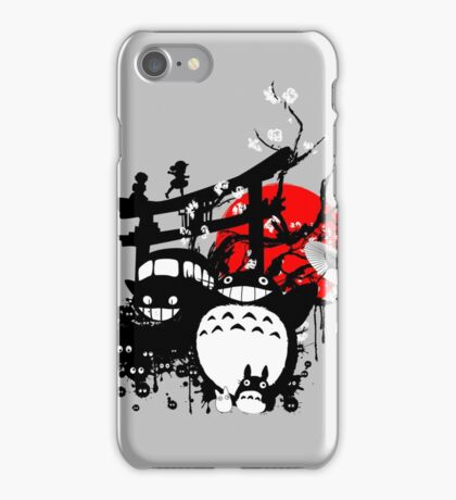 Japan Spirits iPhone Case/Skin