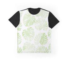 Monsteras Graphic T-Shirt