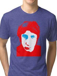Who Pete Stencil Tri-blend T-Shirt