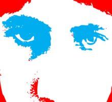 Who Pete Stencil Sticker