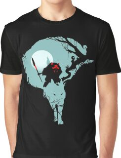 Forest Princess Graphic T-Shirt