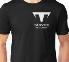 Mankind Divided - TARVOS Security (White Logo) Unisex T-Shirt