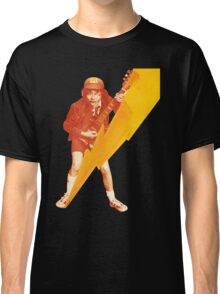 Angus Young Guitar Classic T-Shirt