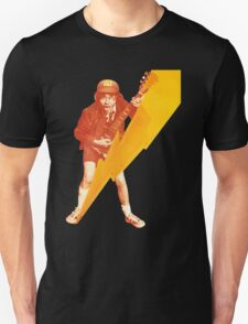 Angus Young Guitar Unisex T-Shirt