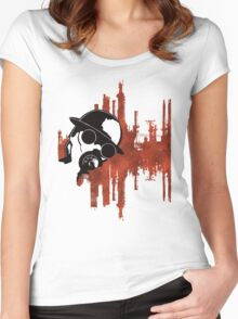 Dystopia Women's Fitted Scoop T-Shirt