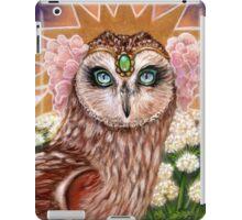 Angelica princess barn owl iPad Case/Skin
