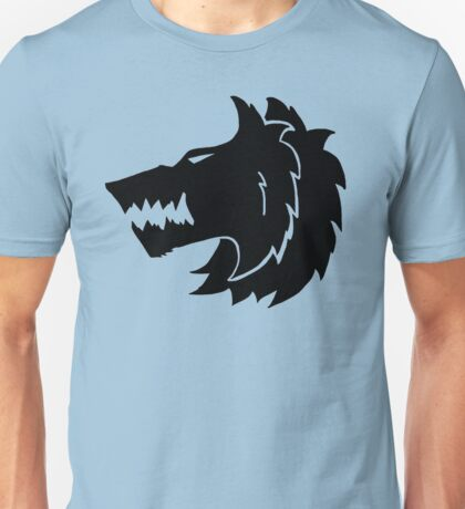 Frost Wolf Unisex T-Shirt