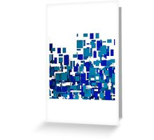 Composition E Greeting Card