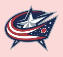 Columbus Blue Jackets Baby Tee
