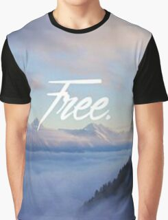 Free case Graphic T-Shirt
