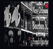 The Big Easy New Orleans by Saundra Myles