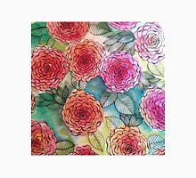 floral doodles Unisex T-Shirt