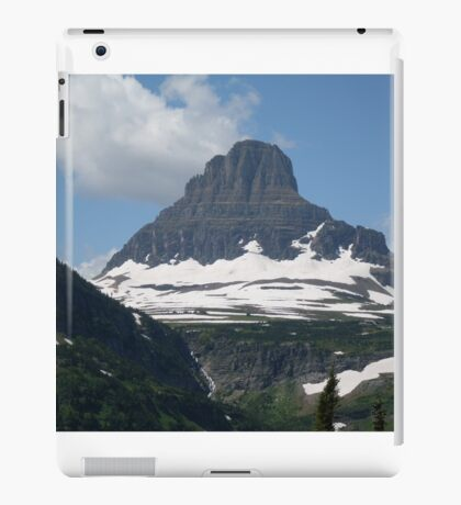 Logan's Pass iPad Case/Skin