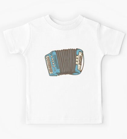 Blue Russian Bayan Kids Clothes