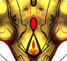 Golden Mantis II Sticker