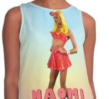 Naomi Smalls Neon Look Contrast Tank