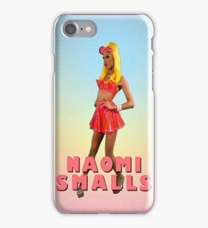 Naomi Smalls Neon Look iPhone Case/Skin