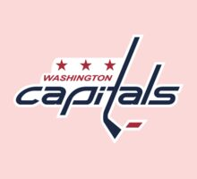 Washington Capitals One Piece - Short Sleeve