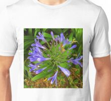 Flowers sphere Unisex T-Shirt