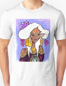 Cherry Blossom Princess Unisex T-Shirt