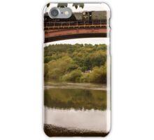 flying Scotsman iPhone Case/Skin