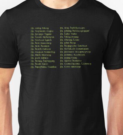Fr Spodo Komodo, Fr... Unisex T-Shirt