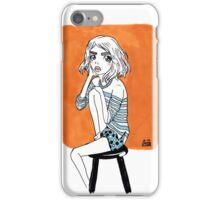 Orange Sweet iPhone Case/Skin