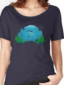 Great White Sharks Women's Relaxed Fit T-Shirt