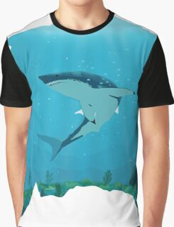 Great White Sharks Graphic T-Shirt