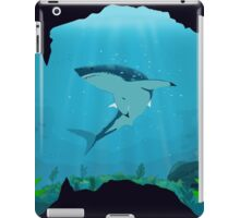 Great White Sharks iPad Case/Skin
