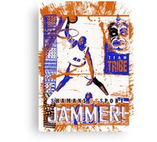 shaman sports Canvas Print
