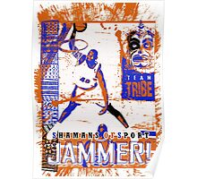 shaman sports Poster