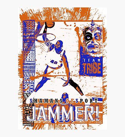 shaman sports Photographic Print