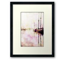 Northern Harbor  Framed Print
