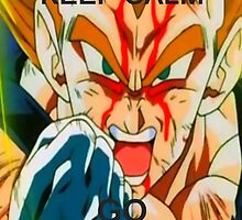 Don' t Keep Calmn, Go Super Saiyan (17) by LagrangeMulti