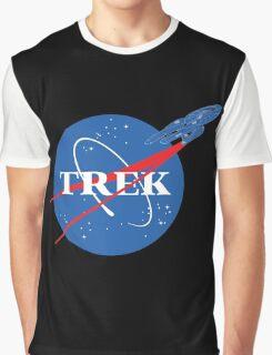 NASA Trek Graphic T-Shirt