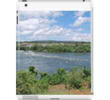 White Nile River, Jinja, Uganda iPad Case/Skin
