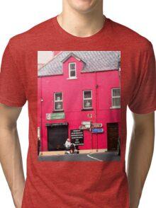 Cafe Donagh, Carndonagh, Donegal, Ireland Tri-blend T-Shirt