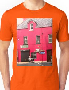 Cafe Donagh, Carndonagh, Donegal, Ireland Unisex T-Shirt
