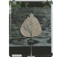 Lonely Leaf iPad Case/Skin