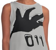 Stranger Things 011 Contrast Tank