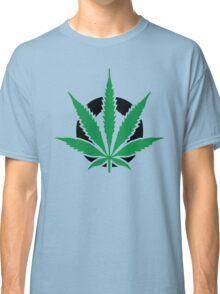 Cannabis leaf Classic T-Shirt